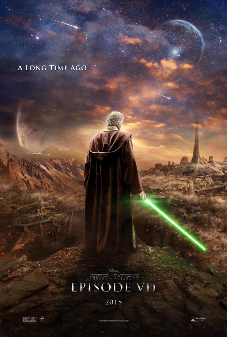 Star Wars Episode VII - Triptych Part One by themadbutcher