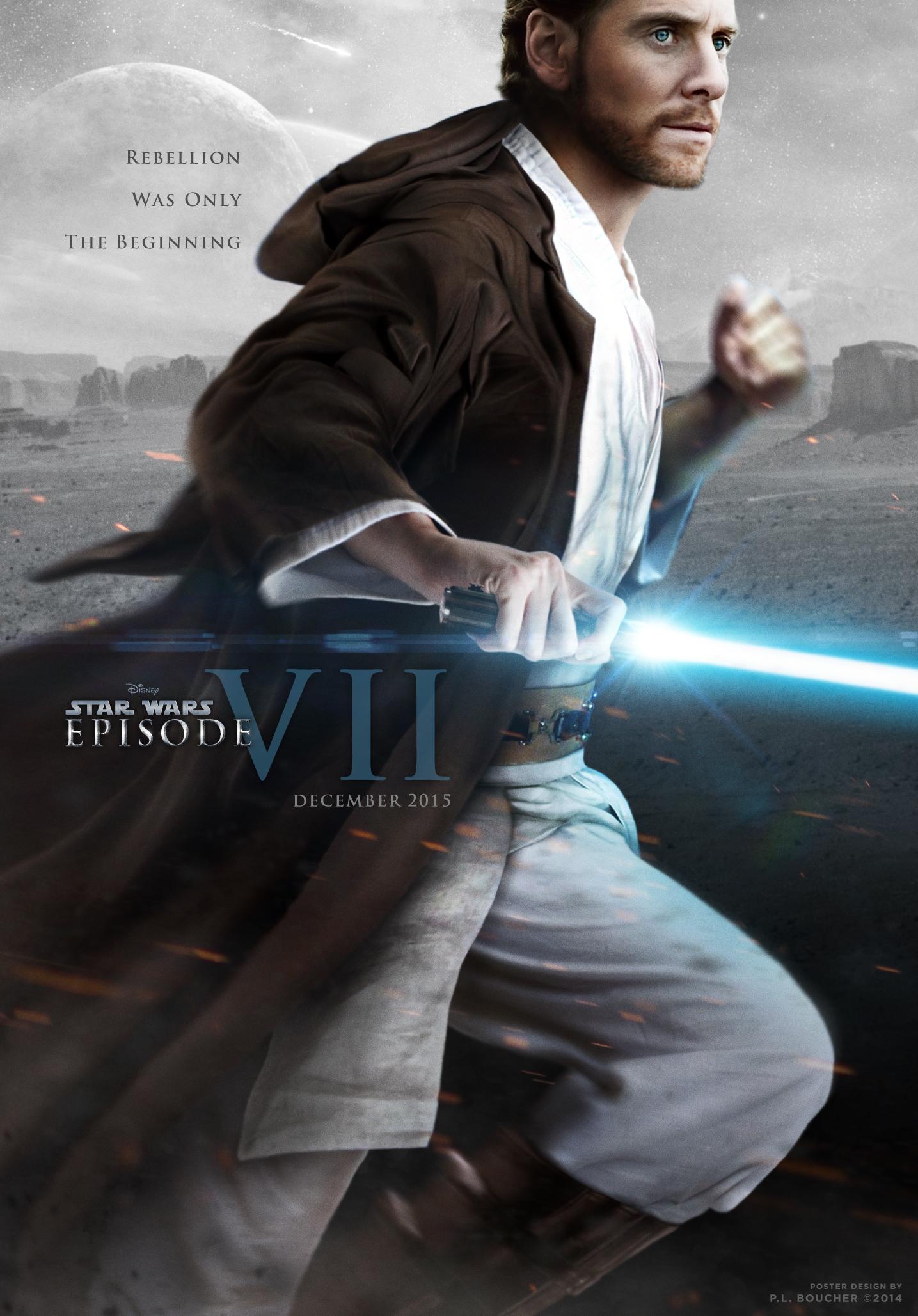 Star Wars Episode VII - Poster Update