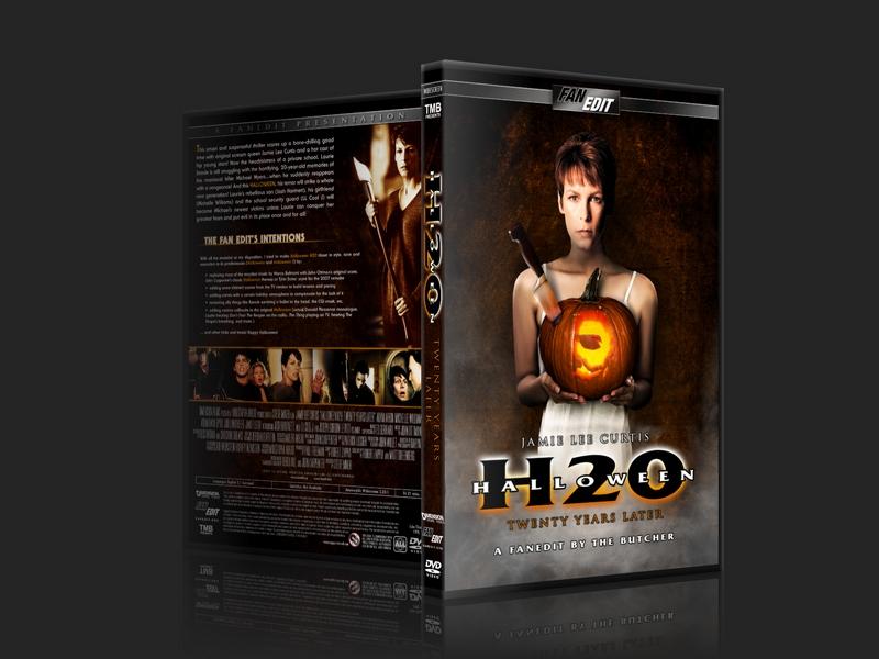 Halloween H20 FanEdit DVD by themadbutcher