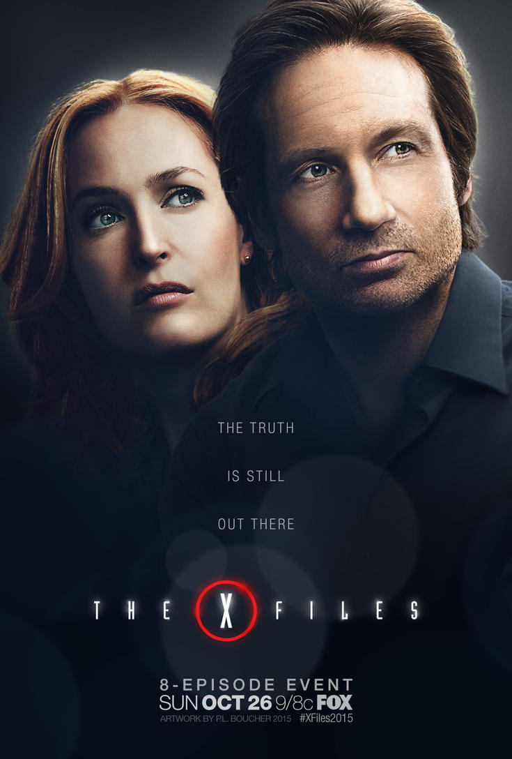 X-Files 2015 by themadbutcher
