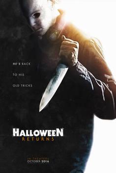 Halloween Returns Teaser