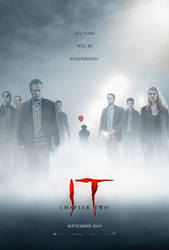 IT Chapter Two - The Adult Loser's Club