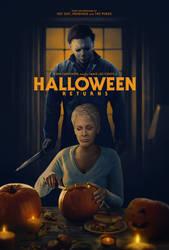 John Carpenter presents HALLOWEEN 2018 by themadbutcher