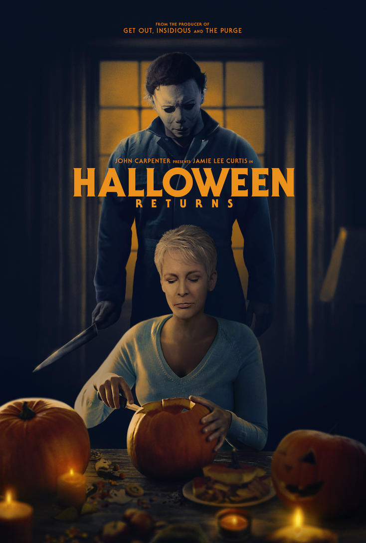 John Carpenter presents HALLOWEEN 2018 by themadbutcher