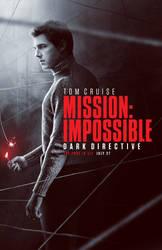 MISSION IMPOSSIBLE: Dark Directive Teaser Poster
