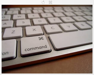 We're all based on commands...