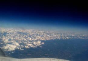 Above Israel by BlindSoul10