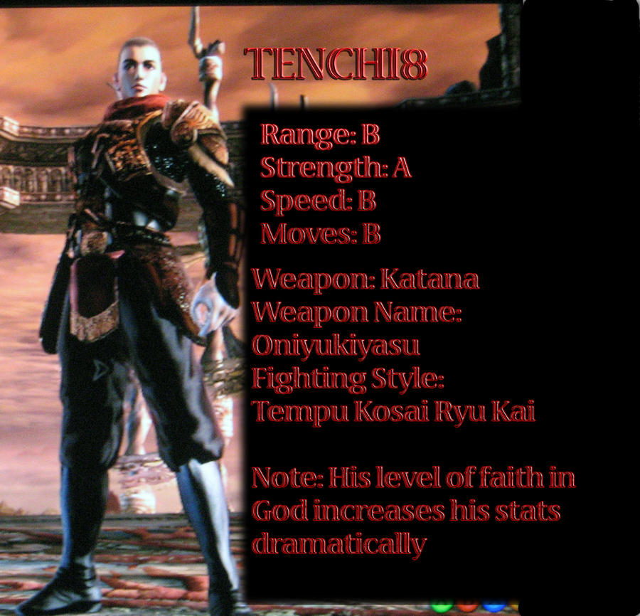Tenchi8's Profile Picture