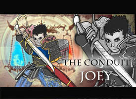 SC6 Joey The Conduit by Tenchi8