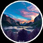 Mountain - Pixel