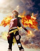 The Firehawk 2 by Smikimimi