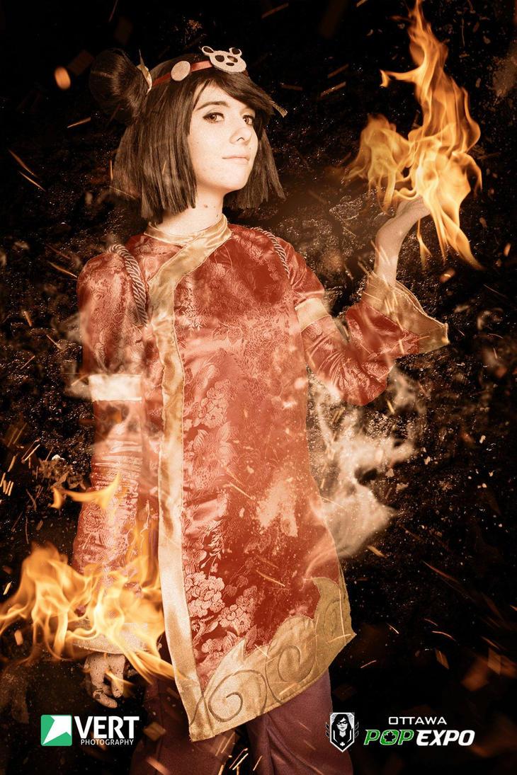 You Smell like Burning :) by Smikimimi