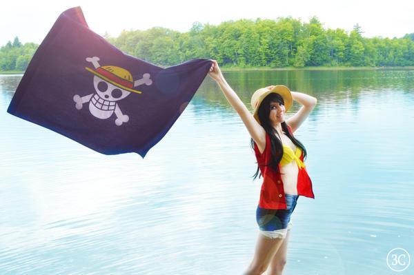 King of Pirates by Smikimimi
