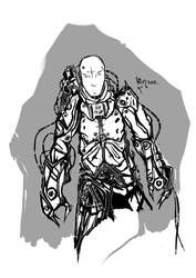 cyborg by Dueto-variavel