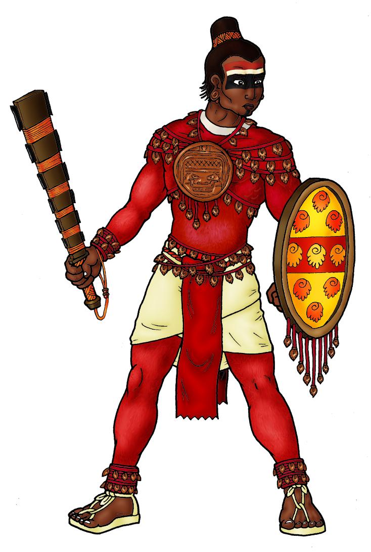 Kwaytlachtli of the Screaming One Warrior House