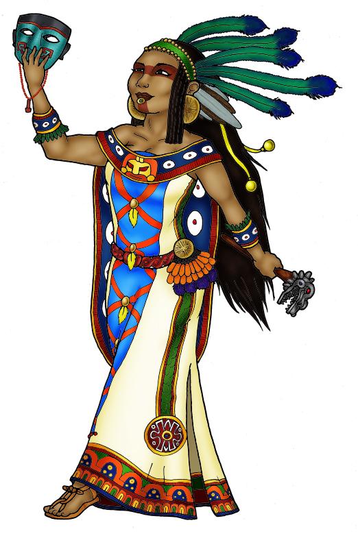 Saknitay, Priestess of Ilwikakalko