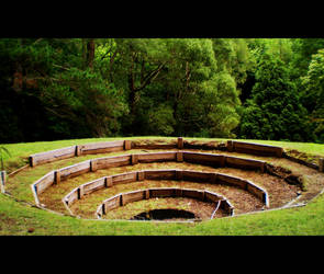 Amphitheatre. by pyronixcore
