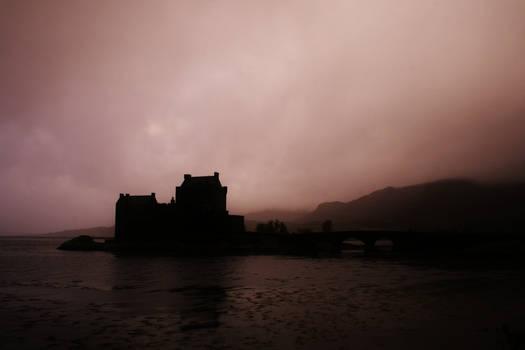 Dorney Castle, Isle of Skye, Scotland.