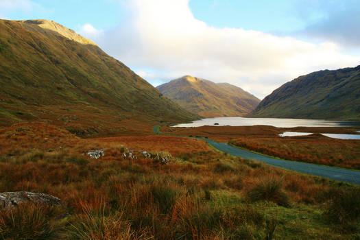 Doolough Valley, Ireland.