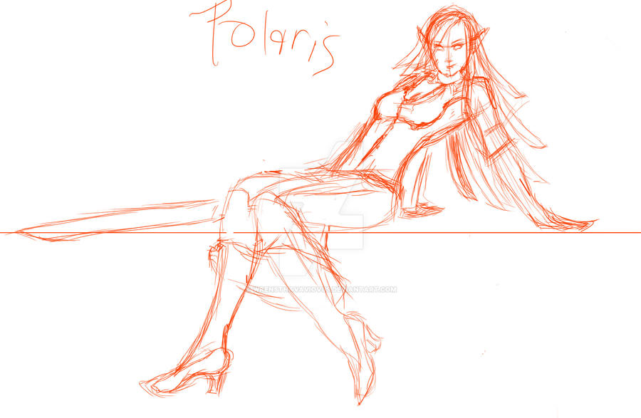 Polaris pin-up WIP by WrensthavAviovus