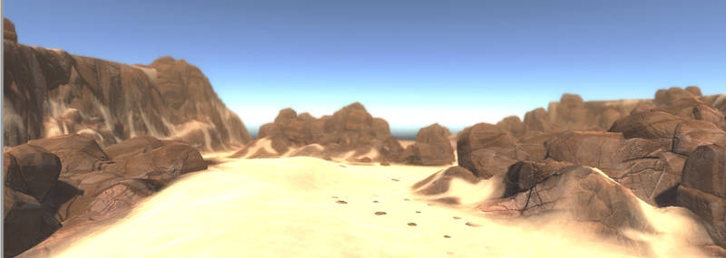 game desert background