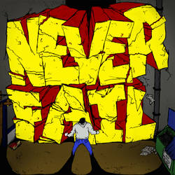 Never Fail Demo Cover by eink