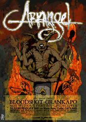 Arkangel Poster by eink