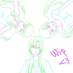 Wip my darlings by 3Peoples