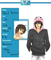 BL-A Application: Patrick by 3Peoples