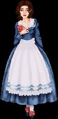 Belle by LadyAraissa