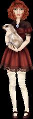 Violetta by LadyAraissa
