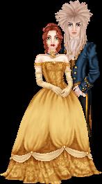 Jareth and Anya by LadyAraissa