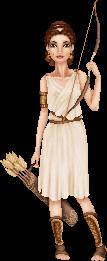 Artemis by LadyAraissa