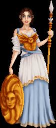 Athena by LadyAraissa