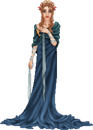 Amphitrite by LadyAraissa