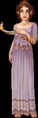 Hestia by LadyAraissa
