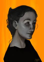 Mrs. Sandman by AlMuse