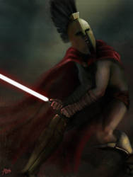 Spartan Jedi