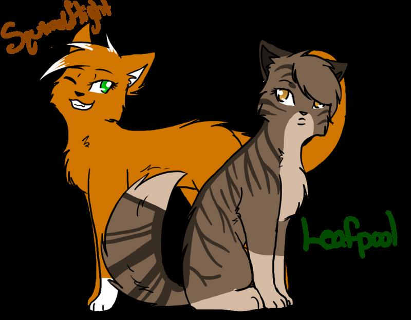 Warrior Cats Squirrelflight