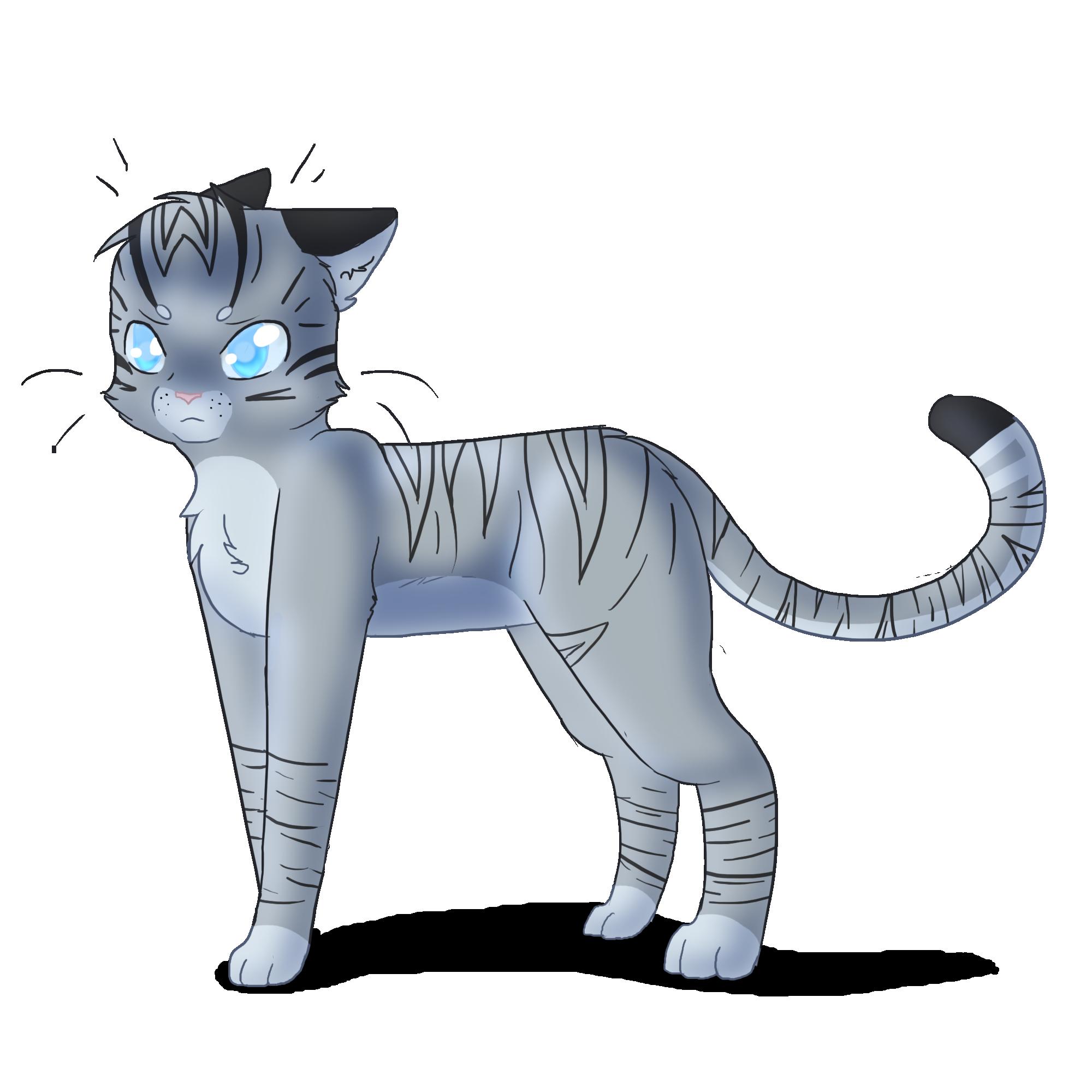 Warriors Cats I Pod Casaes