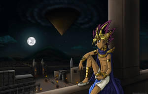 Yu-Gi-Oh!: Memory World by FullmetalStella