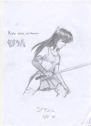 Karin by FullmetalStella