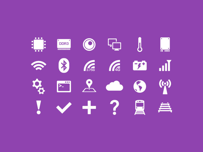 Device Icon Set By Artworkbean by artworkbean