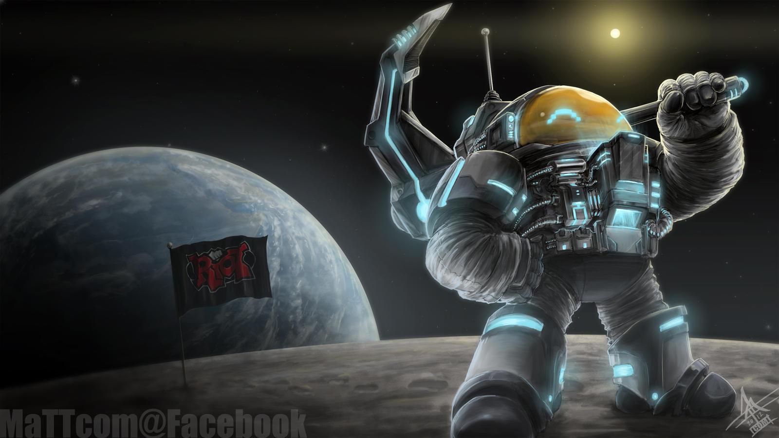 AstroNautilus by MaTTcomGO