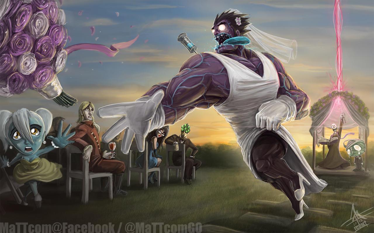 Runaway Bride Mundo by MaTTcomGO