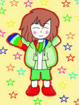 Chara from Storyshift by D-E-N-N-Y-D-U