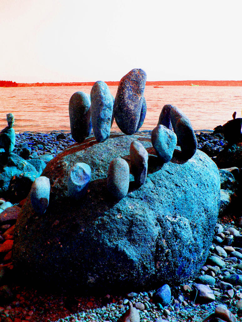 BALANCED STONES 149 by JJShaver