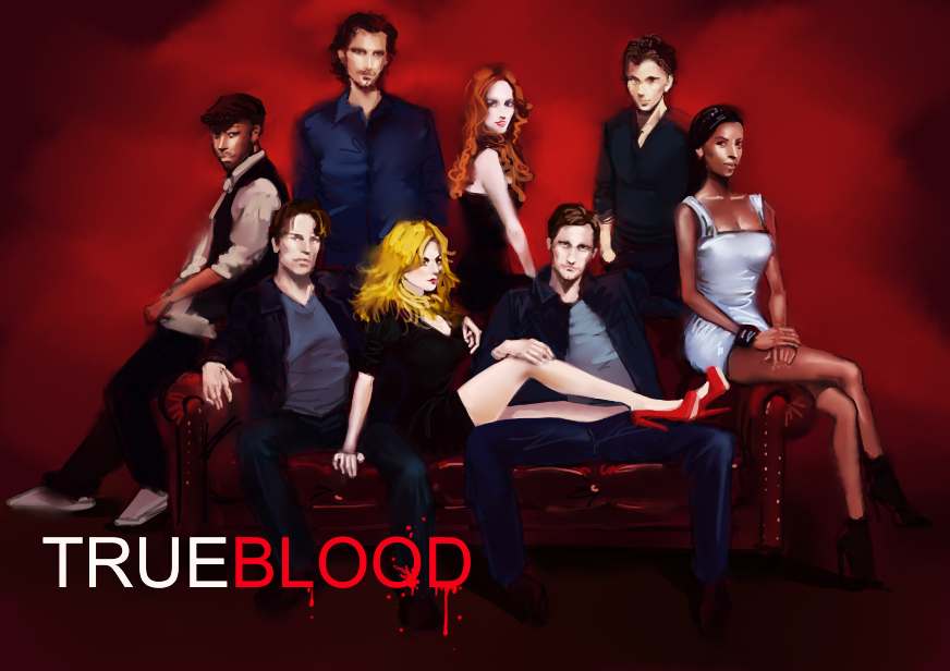 True Blood by florafang