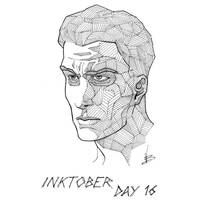 Inktober 2018 (Day 16) by Davide-Bondi
