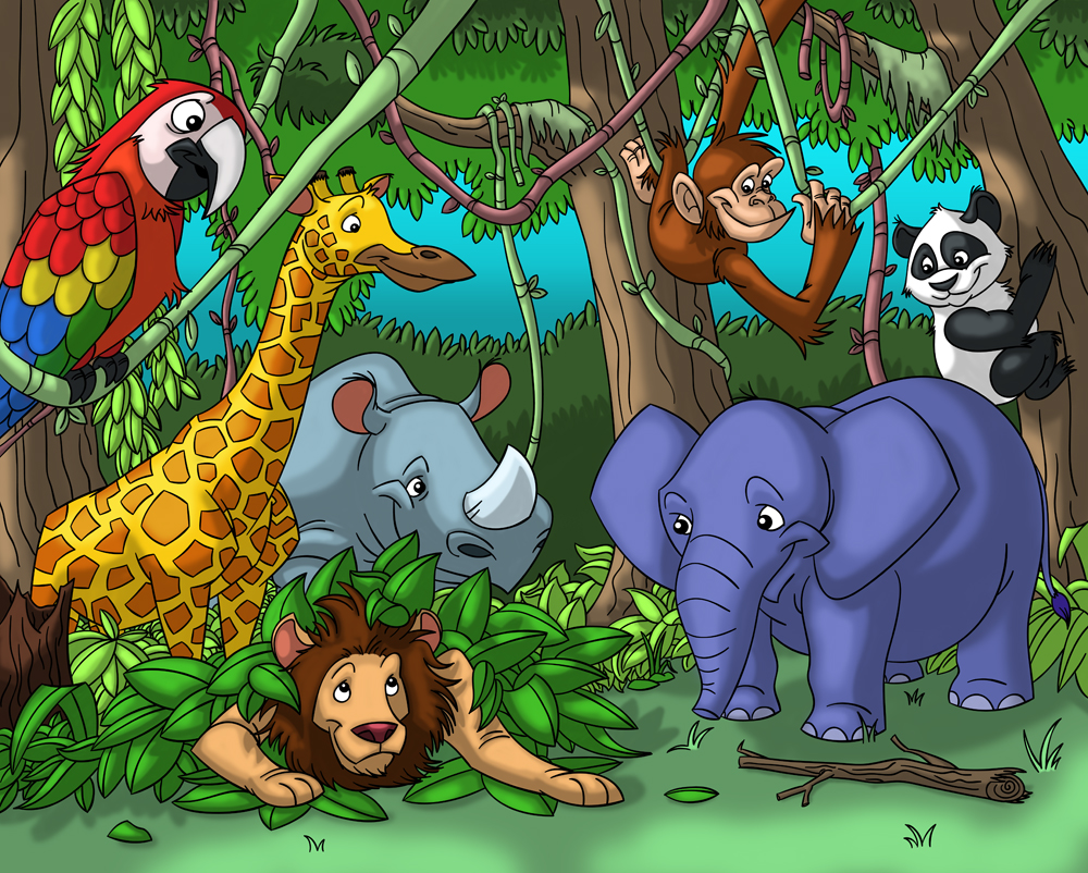 The Fun Jungle Collection-NEW boxed set..3 books-Poached, Belly Up and Big Game